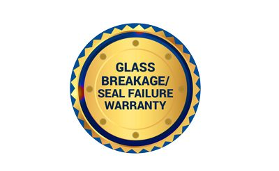 Glass Breakage, Seal Failure Warranty