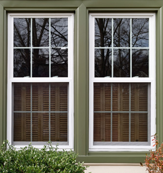 Binghamton Double Hung Windows