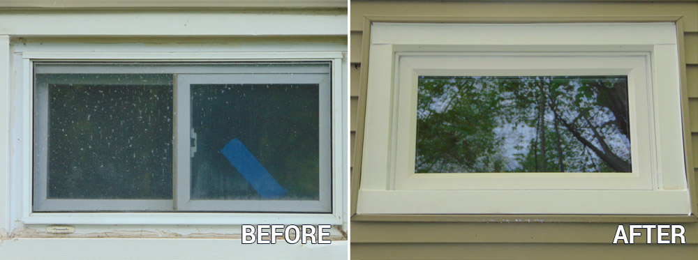 Window Replacement Picture
