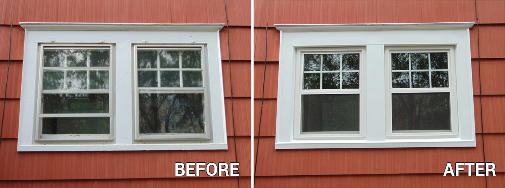 Installed Windows & Doors Projects