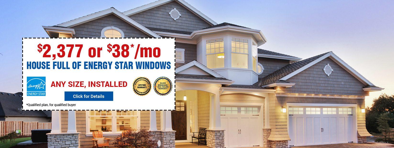 Replacement Windows Binghamton, NY