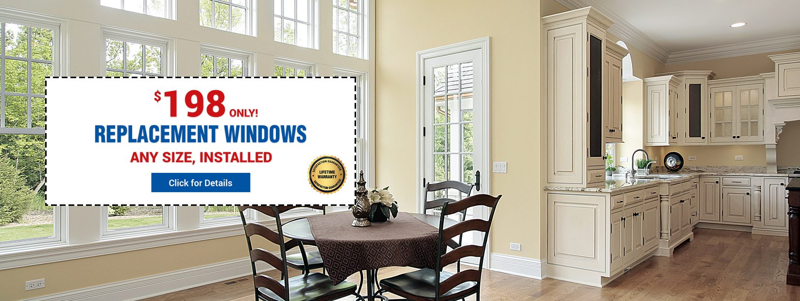 Replacement Windows Offer
