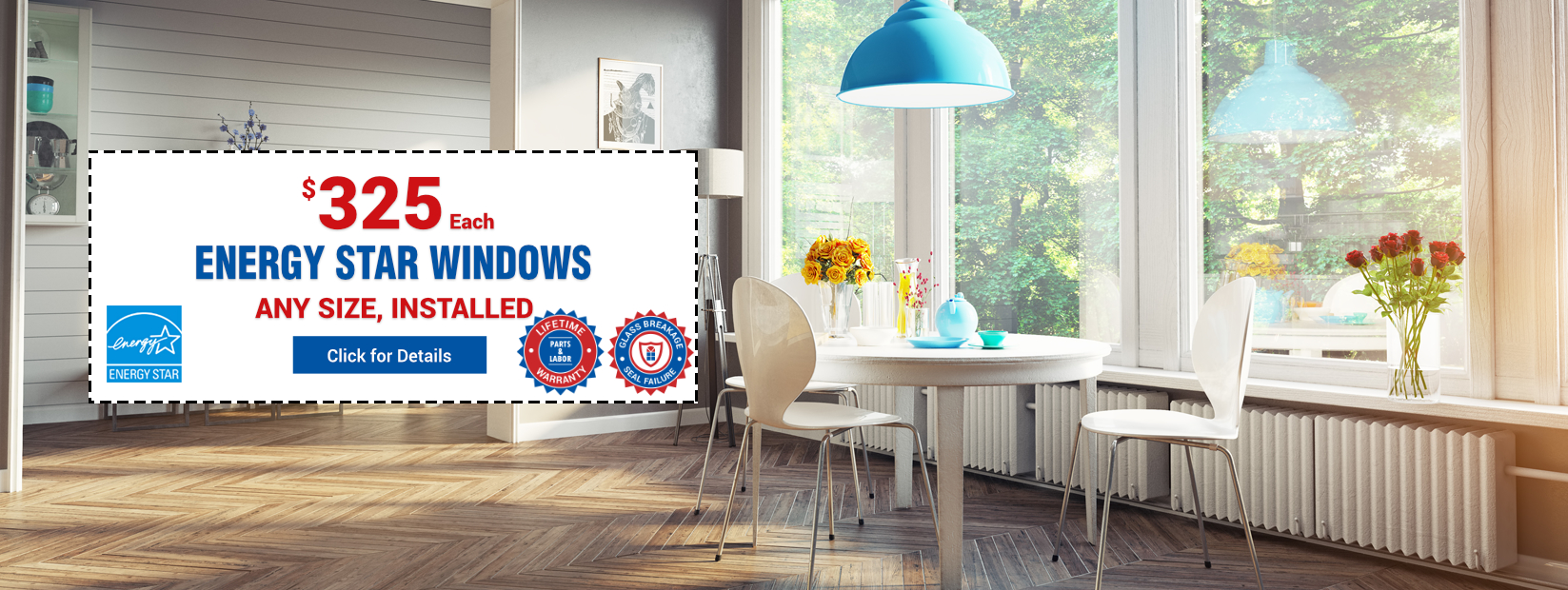 Energy Star Windows at $279