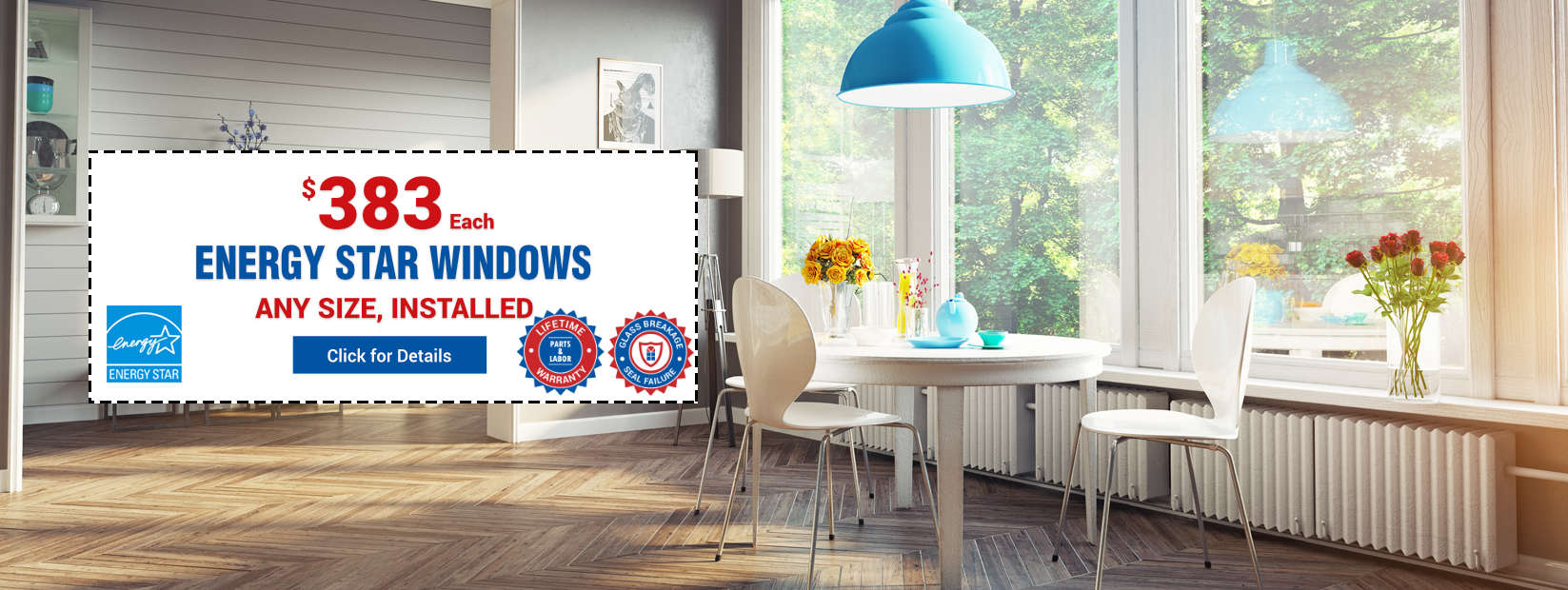 Energy Star Windows at $383