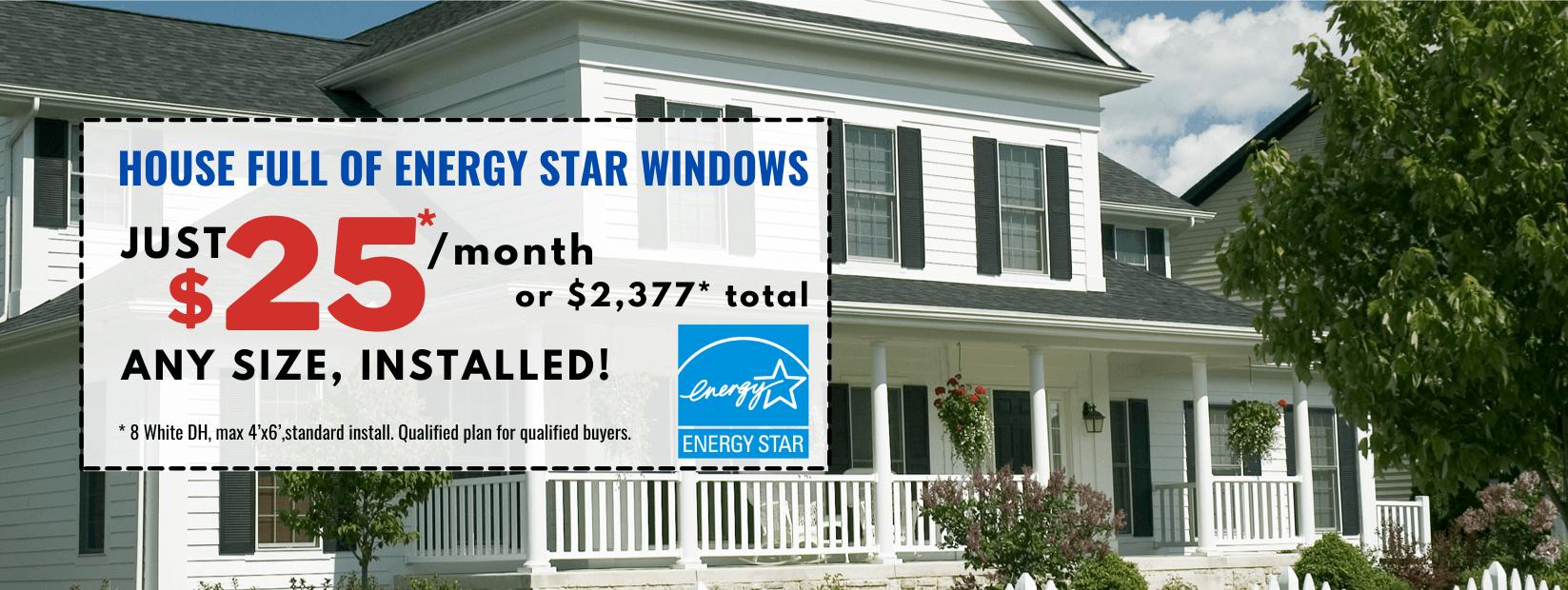 Energy Star Windows Binghamton, NY